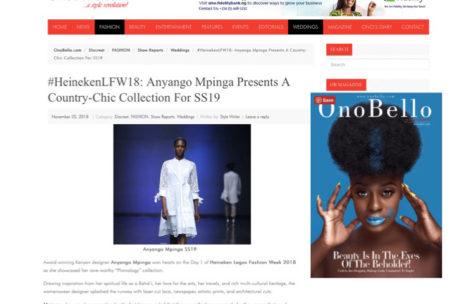Anyango Mpinga on ONOBELLO NIGERIA