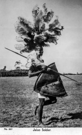 Luo Warrior