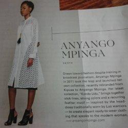 Selamta Ethiopian Airlines Magazine